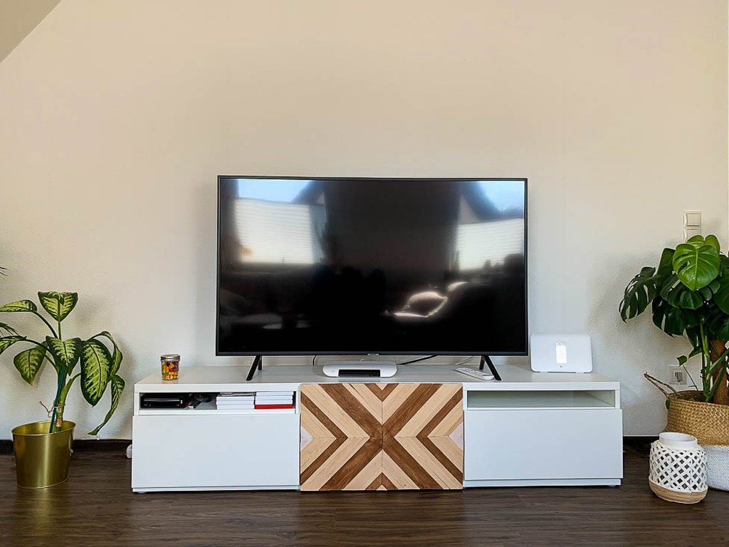Ikea Hack: TV Board Upcycling